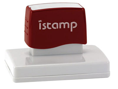 Jurat Stamp for Notary Publics